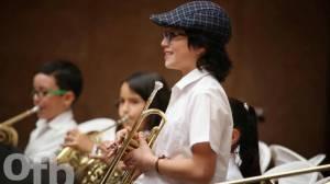 Los centros orquestales brindan procesos de formación