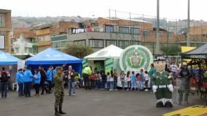Ciudad Bolívar - Foto: Prensa  Secretaría de Seguridad