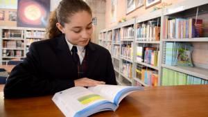 Biblioteca Colegio Gabriel Betancourt - Foto: Prensa Secretaría de Educación