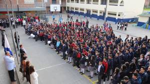 Colegios Bogotá - Foto: Comunicaciones Secretaría de Educación
