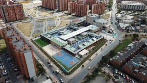 Colegio El Ensueño en Ciudad Bolívar ya abrió sus puertas  - Foto:Comunicaciones Andrés Sandoval