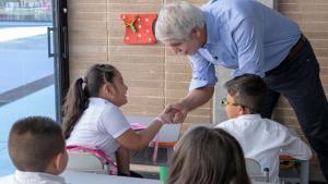 a Alcaldía de Enrique Peñalosa dejará 13 Colegios nuevos administrados por colegios privados reconocidos por su calidad