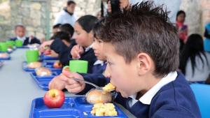Nuevo comedor escolar en el Colegio Rural El Manantial - Foto: Comunicaciones Secretaría de Educación