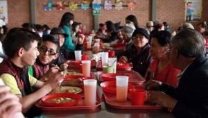 Comedores comunitarios - FOTO: Prensa Secretaría General