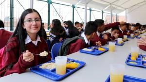Alimentación escolar en Bogotá - Foto: Comunicaciones Secretaría de Educación