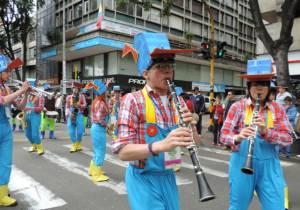 El 6 de agosto desfile de comparsas por el cumpleaños de Bogotá - Foto: Alcaldía Mayor de Bogotá