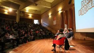 Presentación concurso Bogotá en 100 palabras - Foto: Comunicaciones Alcaldía Bogotá / Diego Bauman