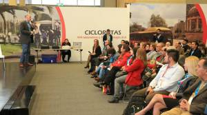 Congreso de Transporte - FOTO: Consejería de Comunicaciones