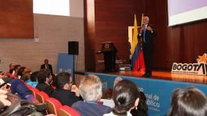 Congreso internacional de espacio público - Foto: Comunicaciones Alcaldía Bogotá / Diego Bauman