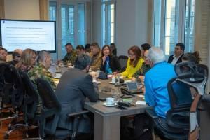 Consejo de Seguridad - FOTO: Consejería de Comunicaciones