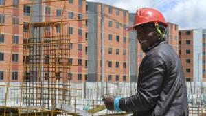 Construcción de vivienda en Bogotá  - Foto: Comunicaciones Secretaría de Hábitat
