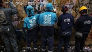 Contaminación visual en Bogotá por publicidad política ilegal