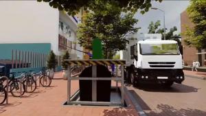 Alcaldía de Bogotá instalará 100 contenedores soterrados en la ciudad