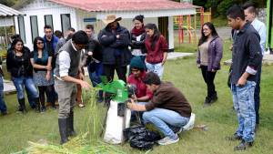 Estudiantes de zonas rurales ingresan a la universidad - Foto: Prensa Secretaría de Educación