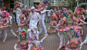 Convocatoias de comparsas para celebrar el cumpleaños de Bogotá - Foto: Secretaría de Cultura