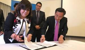 Seúl y Bogotá firman convenio sobre economía informal.