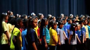 Coro Canta Bogotá Canta - Foto: Prensa Secretaría de Educación