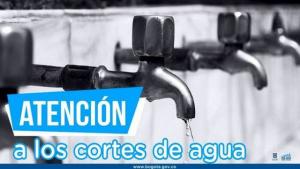 Corte de agua en Chapinero