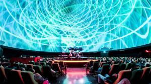 Del 29 de noviembre hasta el 1 de diciembre se llevará a cabo el Festival Full Domo - Foto: Planetario de Bogotá