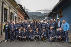 La nueva brigada de profesionales del IDPC hace parte del programa 'El Patrimonio se luce', su misión es reducir el tiempo de re