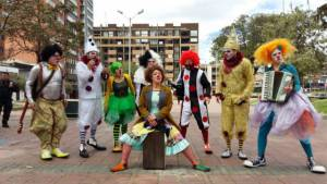 Nueve localidades podrán disfrutar en octubre del Programa Cultura en Común - Foto:Idartes