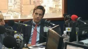Secretario de Seguridad Daniel Mejía- FOTO: Cortesía La F.M