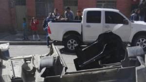 Desmantelan Desguazadero - FOTO: Prensa MEBOG