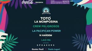 Detonante 2018 trae a Totó La Momposina