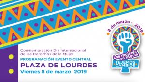 Este viernes la Alcaldía conmemorará el Día Internacional por los Derechos de las Mujeres