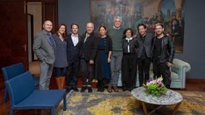 Alcalde Peñalosa reunido con importantes diseñadores del país - Foto: Alcaldía Bogotá