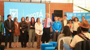 Distrito anunció disminución de maternidad en adolescente -  Foto: Alcaldía Bogotá / Diego Bauman
