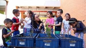 Primera infancia en colegios de Bogotá  - Foto: Comunicaciones Secretaría de Educación