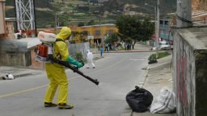 Por lluvias, Distrito activa plan de contingencia en Relleno Doña Juana - Foto: UAESP