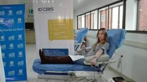 Gran jornada de donación de sangre este sábado y domingo en Bogotá. Foto: Secretaría de Salud