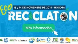 Ecoreciclatón en Bogotá