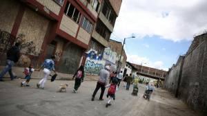 Se embellecerán 80 fachadas del barrio María Paz - Foto: Secretaría de Hábitat
