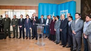 Encuentro de alcaldes de las ciudades capitales - Foto: Alcaldía Mayor/Andrés Sandoval