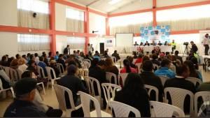 Encuentro ciudadano - Foto: Prensa Secretaría de Gobierno