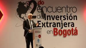 Segundo encuentro de inversión Extranjera en Bogotá  - Foto: Comunicaciones Alcaldía Bogotá / Diego Bauman