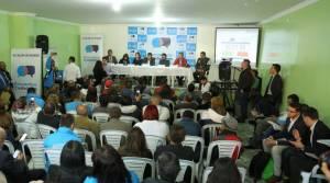Encuentros ciudadanos - Foto: Consejería de Comunicaciones