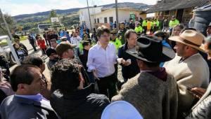 Encuentros ciudadanos  Usme - FOTO: Prensa Secretaría de Gobierno