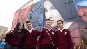 Colegio Ricaurte - Foto: Prensa Secretaría de Educación