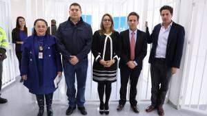 Salas remodeladas - FOTO: Prensa Secretaría de Seguridad.