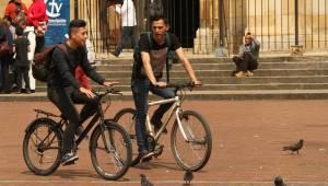 Entregatón de bicis - FOTO: Consejería de Comunicaciones