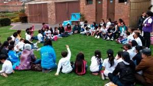 Escuela de participación comunal - FOTO: Prensa IDPAC
