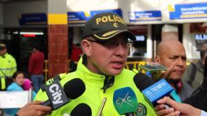 Policía hace recomendaciones - FOTO: Prensa MEBOG