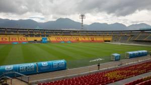 Estadio El Campín listo para torneo Fox Sports - Foto: Comunicaciones Alcaldía Bogotá / Andrés Sandoval