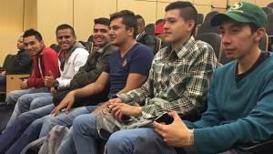 Estudiantes nueva sede Universidad Distrital de Bosa - Foto: Prensa Univesidad Distrital