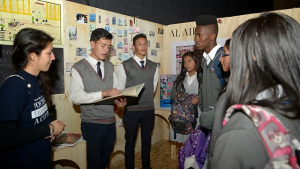 Colegios públicos de Bogotá atienden a más 67.000 estudiantes víctimas del conflicto armado