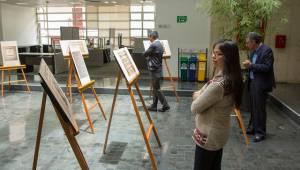 Exposición Mujeres - FOTO: Prensa Secretaría de Gobierno/Derechos Humanos